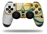 Vinyl Decal Skin Wrap compatible with Sony PlayStation 4 Dualshock Controller Water Butterflies (PS4 CONTROLLER NOT INCLUDED)