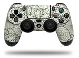 Vinyl Decal Skin Wrap compatible with Sony PlayStation 4 Dualshock Controller Flowers Pattern 05 (PS4 CONTROLLER NOT INCLUDED)