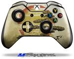 Bonsai Sunset - Decal Style Skin fits Microsoft XBOX One Wireless Controller