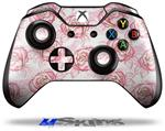 Flowers Pattern Roses 13 - Decal Style Skin fits Microsoft XBOX One Wireless Controller