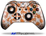 Flowers Pattern 14 - Decal Style Skin fits Microsoft XBOX One Wireless Controller