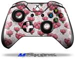 Flowers Pattern 16 - Decal Style Skin fits Microsoft XBOX One Wireless Controller