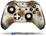 Flowers Pattern 19 - Decal Style Skin fits Microsoft XBOX One Wireless Controller