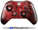 Bokeh Butterflies Red - Decal Style Skin fits Microsoft XBOX One Wireless Controller