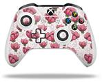 Skin Wrap for Microsoft XBOX One S / X Controller Flowers Pattern 16