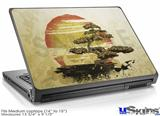 Laptop Skin (Medium) - Bonsai Sunset