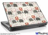 Laptop Skin (Medium) - Elephant Love
