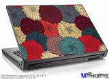 Laptop Skin (Medium) - Flowers Pattern 04