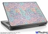 Laptop Skin (Medium) - Flowers Pattern 08