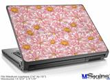 Laptop Skin (Medium) - Flowers Pattern 12