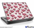 Laptop Skin (Small) - Flowers Pattern 16