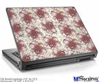Laptop Skin (Small) - Flowers Pattern 23