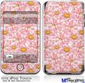 iPod Touch 2G & 3G Skin - Flowers Pattern 12
