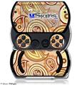 Paisley Vect 01 - Decal Style Skins (fits Sony PSPgo)