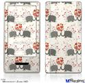 Zune HD Skin - Elephant Love