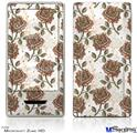 Zune HD Skin - Flowers Pattern Roses 20