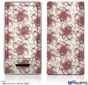 Zune HD Skin - Flowers Pattern 23